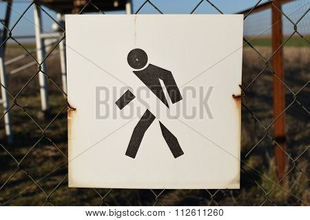 The Sign Pass Is Forbidden