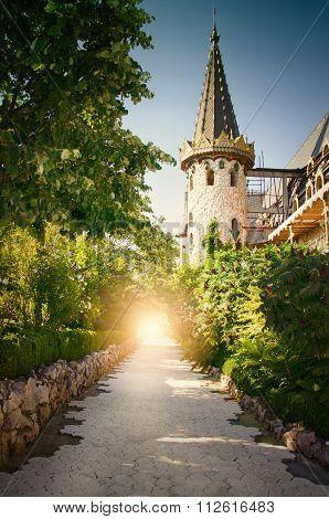 Magic Castle Path