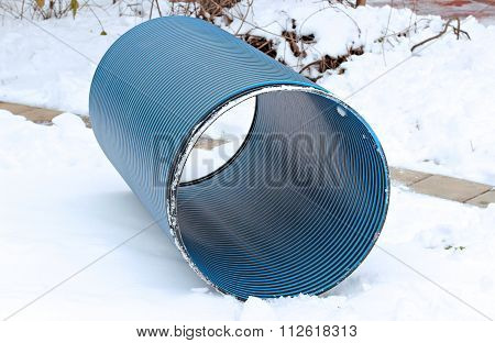 Plastic Pipe Repair Manhole Ring