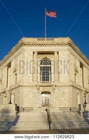 Washington DC - Russell Senate Office Building