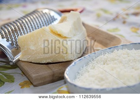 Parmesan Cheese To Grate