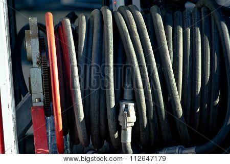 Type D Extinguishing Hose