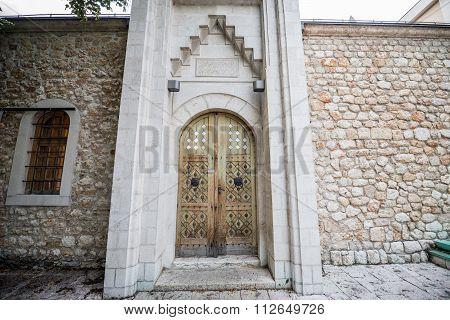 Madrasa In Sarajevo