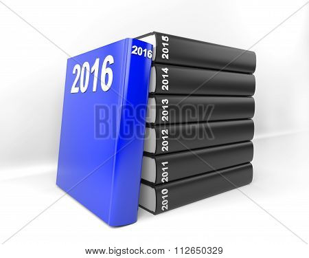 Year Books - 2016