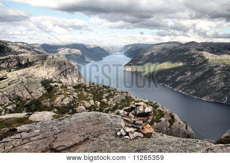 Norway - Lysefjorden