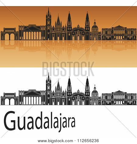 Guadalajara Skyline