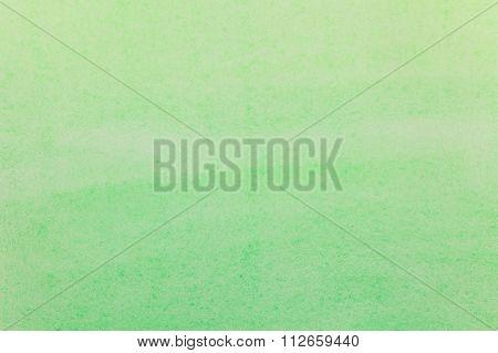 Bright Spring Green As Beautiful Glaze.