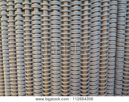 Woven Wall Partition