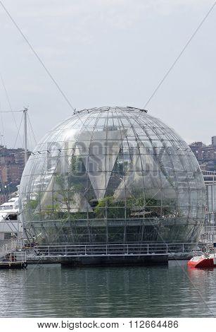 Biosphere In Geneova