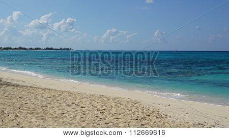 Cockburn Town Beach on Grand Turk Island