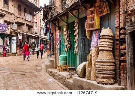 Bhaktapur Shop