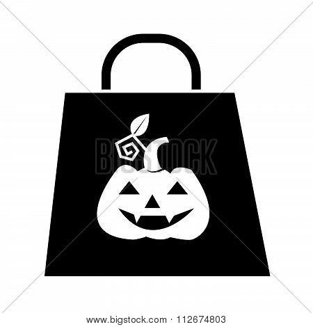 Halloween Bag Icon