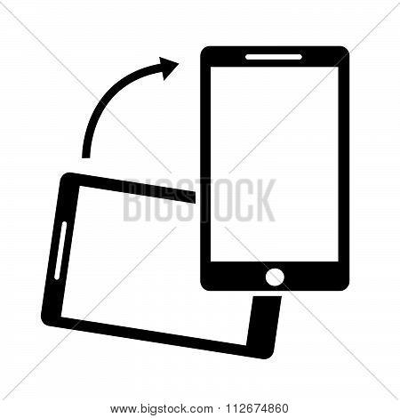 Rotate Smartphone Icon