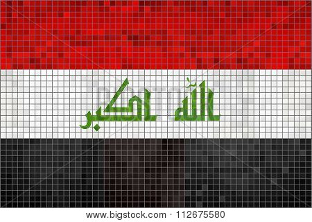 Flag Of Iraq.eps