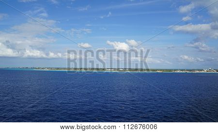 Grand Turk Island in the Turks and Caicos Islands