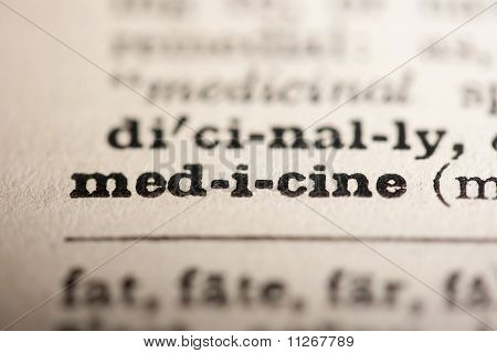 Word Medicine