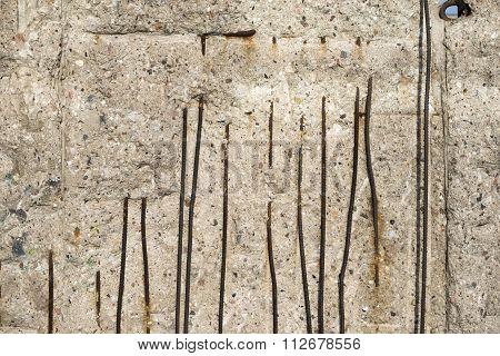 Berlin Wall Ruins