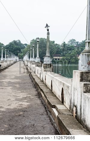Neyyar Dam Bridge