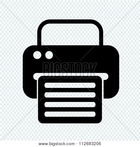 Fax Web Icon