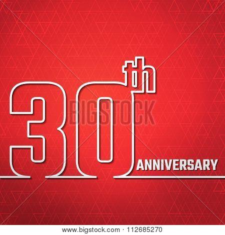 anniversary outline BG