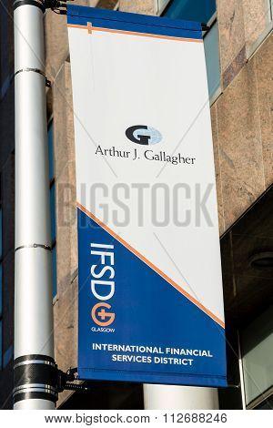 IFSD Banner Glasgow