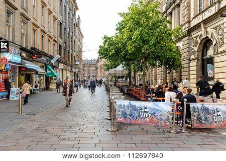 Gordon Street Glasgow