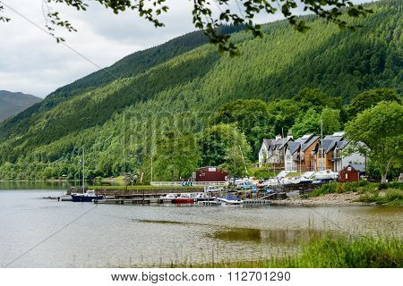Kenmore in Scotland