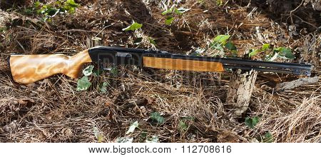 Wood Rifle