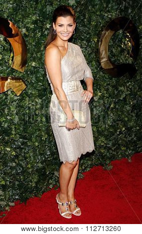 BEVERLY HILLS, CALIFORNIA - March 5, 2010. Ali Landry at the Celebrate QVC Style held at the Four Seasons Hotel, Beverly Hills.