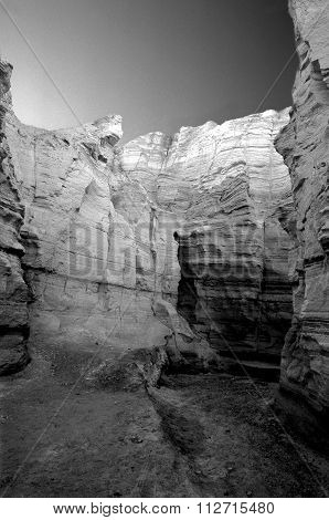 Flour Caves Of The Negev