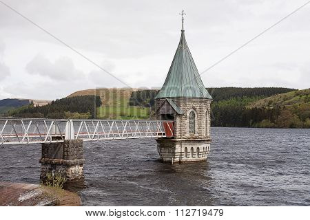 Pontsticill Reservoir South Wales
