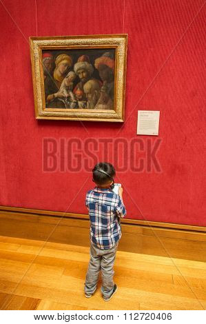 Boy and The Magi
