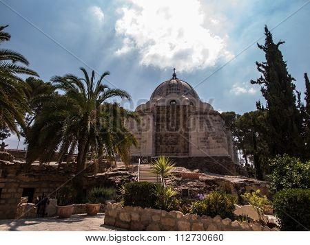 Bethlehem Shepherds Field Church. Palestine