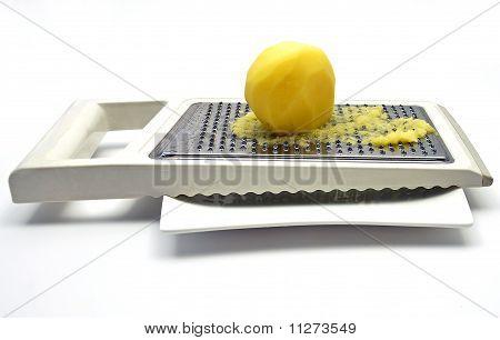 Potato Rasping
