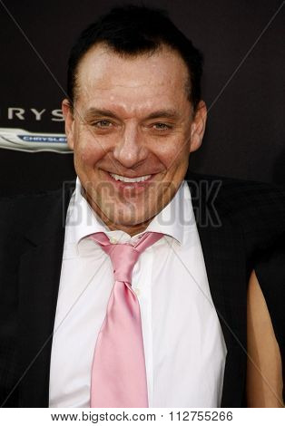 Tom Sizemore at the Los Angeles premiere of