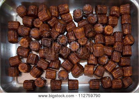 Lots Of French Confectionery, Cannele De Bordeaux