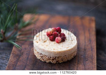 Raw cheese cake