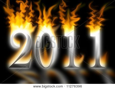 A sizzling 2011