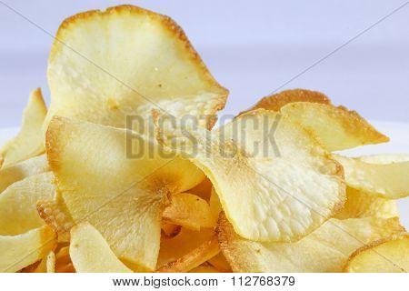 Potato Chips Heap
