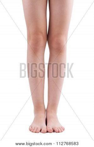 Two Slender Legs
