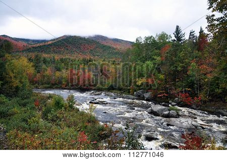 Fall Foliage, Adirondack Mountains, New York