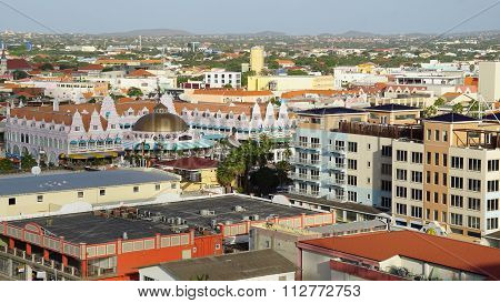 View of Aruba