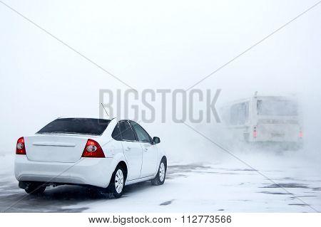 Heavy Blizzard