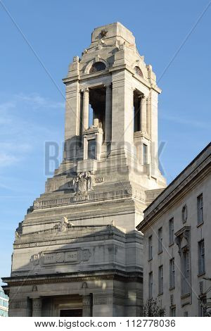 Freemasons' Hall in London