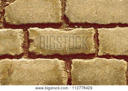 Cobblestone Pavement Block