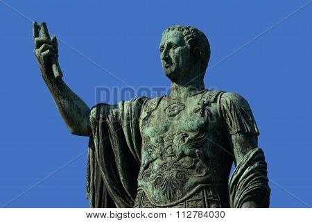 Emperor Caesar Augustus Nerva