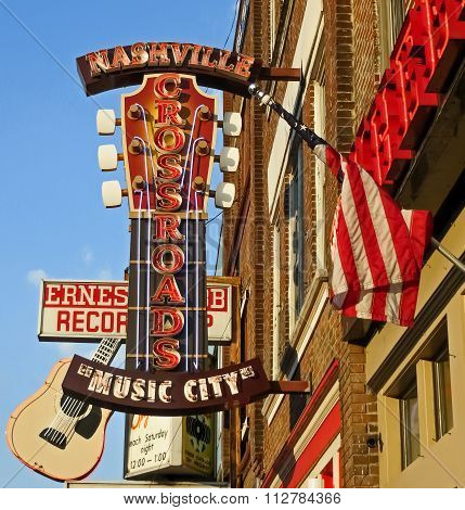 The District - Music City - Nashville, TN