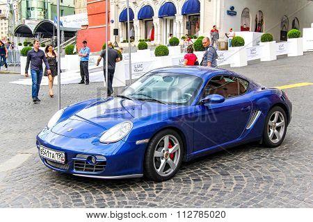 Porsche 987C Cayman