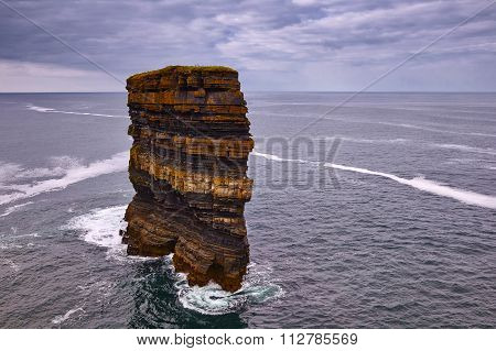 Dun Briste, Downpatrick Head, Co.mayo