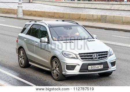 Mercedes-benz W166 M-class
